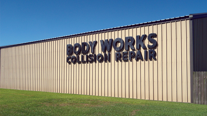 Body Works Collision Repair - Lake Charles, LA