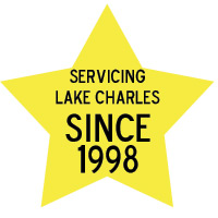 Servicing Lake Charles since 1998